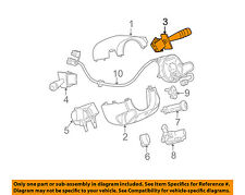 Chevrolet GM OEM 2005 Equinox-Windshield Wiper Switch or Lever 15817767
