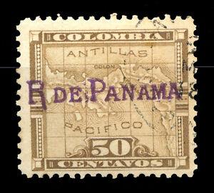 PANAMA Yvert # 51, MH, VF