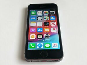 Apple iPhone 5s A1453 Space Gray 16GB Sprint Wireless Smartphone/Cell Phone