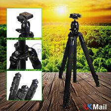 Traveller DSLR Digital Camera Tripod Ball Head for Canon Nikon Sony Fuji UK
