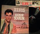ELVIS PRESLEY - HARUM SCARUM Very rare 1965 US MONO LP Release!