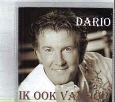 Dario-Ik Ook Van Jouw Promo cd single