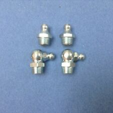 BSP Grease Nipples 1/8BSP  2 X 1/8BSP Straight And 2 X 1/8 BSP 90 Degrees