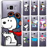 Adorable Snoopy Cute Dog Cartoon Ultra Thin Phone Case Cover For Samsung Google