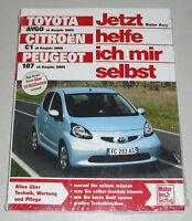 Manual de Reparaciones Toyota Aygo / Peugeot 107 / Citroen C1,Año Fabricación