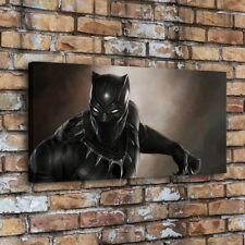 Black Panther Image Home Decor Room HD Canvas Print Picture Wall Art Painting