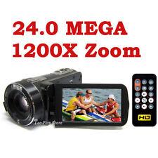 MiniDV Removable Storage (Card/Disc/Tape) Video Cameras
