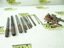 Nice Lot Of Assorted Copper Head Lapping Tools & Replacement Heads