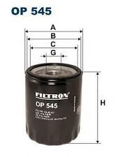 FIAT ALFA ROMEO LANCIA MULTI FITMENT Oil Filter ACP OP545 CHECK FITMENT TABLE