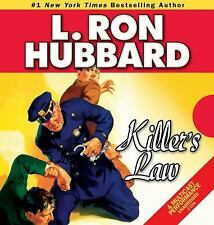 Killer's Law By L. Ron Hubbard Audio Book - New In Shrinkwrap