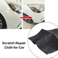 For Car Scratch Polish Magic Cloth Light Paint Remover Scuffs Surface Repair UK