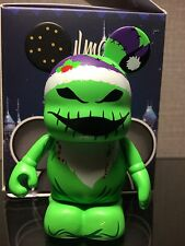 "Haunted Mansion Holiday Oogie Boogie Nbc 3"" Vinylmation Park 16 Disneyland 60th"