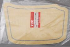 Genuine Suzuki LT80S Front Fairing Panel Decal Emblem Yellow 68155-40B00-9BS