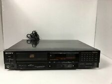 Sony CDP-222ES CD Player. Very Rare & Made In Japan.