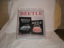 BRAND NEW UNOPENED  VW  BEETLE  DVD AND BOOK SET  GREAT GIFT IDEA