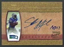 2000 SHAUN ALEXANDER Topps Gold Label Rookie Autograph RC Auto Seattle Seahawks