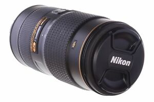 Nikon 80-400mm f4.5-5.6 AF-S G ED N VR, with hood and case, MINT! 6 month gua...