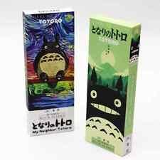 Pack of 32 My Neighbor Totoro bookmarks - Studio Ghibli Reading Japanese books