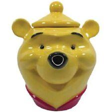 Walt Disney Winnie the Pooh Head Bust Ceramic 40 oz Teapot NEW UNUSED