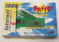 AVM Fritz!Card PCI V2.1 ISDN Controller in OVP vom Händler mit Rechnung