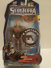 Slugterra - Dr. Blakk - Action Figure - NEW