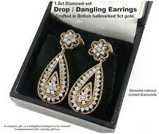 Drop/Dangling Vintage Fine Jewellery (1980s)