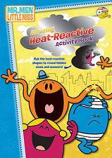 The Mr. Men Show Amazing Heat-reactive Activity Book by Egmont UK Ltd