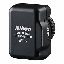 Nikon Wireless Transmitter WT-5 for D4 from Japan NEW