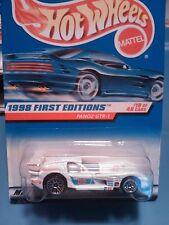 Hot Wheels - 1998 1st Editions - #19 - Panoz Gtr-1