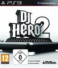 Ps3 jeu DJ Hero 2 NOUVEAU & OVP playstation 3