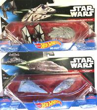 4 x Star Wars Hot Wheels Die-Cast Figures Flight Navigator Toys Fans x-mas Gift