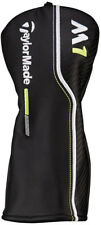 New TaylorMade Golf 2017 M1 Fairway Wood Head Cover - Black/White/Green