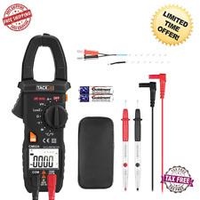 Digital Clamp Meter Multimeter Fluke Voltage AC DC Amp Volt Tester 6k Count USA