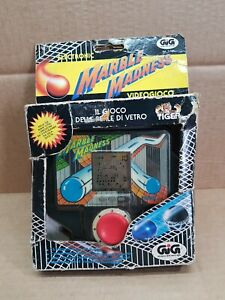 Marble Madness GIG Tiger Nuovo/NEW Sigillato Handheld Electronics