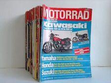 Motorrad - Die große Motorrad-Zeitschrift: Jahrgang 1980; Heft 1 bis 26, ...