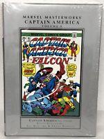 Captain America Marvel Masterworks Volume 9 Falcon HC Hardcover New Sealed