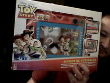 DISNEY PIXAR TOY STORY MAGNETIC SCRIBBLER ETCH A SKETCH VARIANT HOME DRAWING