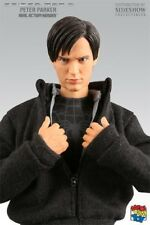 real action heroes PETER PARKER Spiderman 3  1/6 Scale 12 inch SIDE SHOW