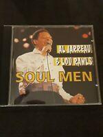 Al Jarreau & Lou Rawls Soul Men CD Album