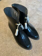 Vivienne Westwood Anglomania For Melissa Tassel Boots Size 5
