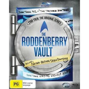 Star Trek: The Original Series - The Roddenberry Vault Blu-Ray Box Set
