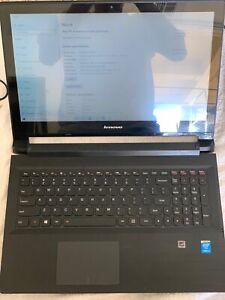 """Lenovo Flex 2-15 20405 15"""" Touch Screen i3-4030U 1.9GHz 6GB RAM 500GB HDD"""