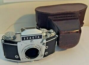 Ihagee Exakta Varex IIa 35mm SLR Camera Body Only, Exa Mount