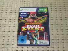 Hulk Hogan´s Main Event für XBOX 360 XBOX360 *OVP*