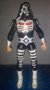 LA. PARK ORIGINAL. WCW, CMLL, AAA. CUSTOM FIGURE ELITE/ MATTEL
