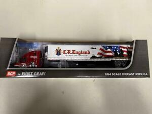 """DCP 60-0541 """"CR England"""" """"Honored Veteran"""" 1:64 Die-cast Promotions First Gear"""