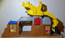 VINTAGE 2007 LITTLE PEOPLE ROCK QUARRY w/WORKING ELECTRONIC SOUND FISHER-PRICE