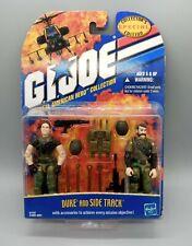 Gi Joe Duke & Sidetrack 2000 MOC