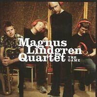 LINDGREN MAGNUS QUARTET - LINDGREN MAGNUS QUARTET [CD]