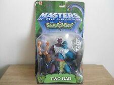 2003 MODERN SERIES MOTU HE-MAN MASTERS OF THE UNIVERSE VS SNAKEMEN TWO BAD MOC
